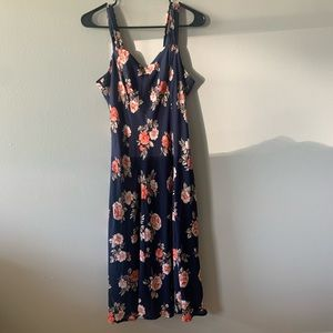Chadwicks Petite midi Floral Dress
